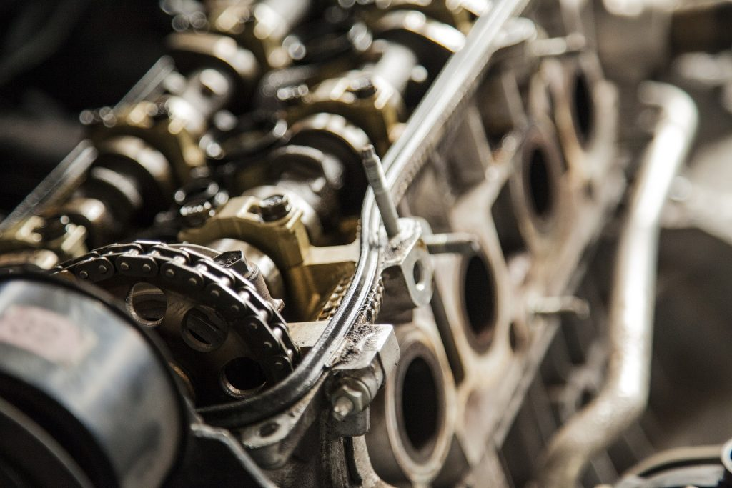 Motor | Motorblock | Maschine